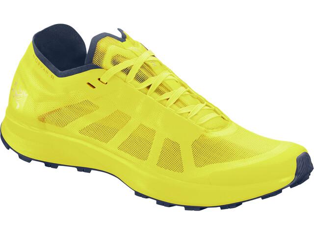 Arc'teryx Norvan SL Shoes Dam electrolyte/nightshadow
